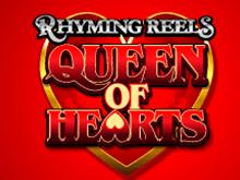 Азартный игровой автомат онлайн Rhyming Reels Queen Of Hearts