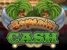 Видео-слот Captain Cash для игроков с любым опытом