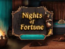 Виртуальный игровой автомат Ночи Удачи от Spinomenal