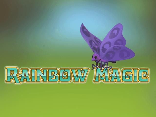Онлайн-слот Магия Радуги с яркой графикой