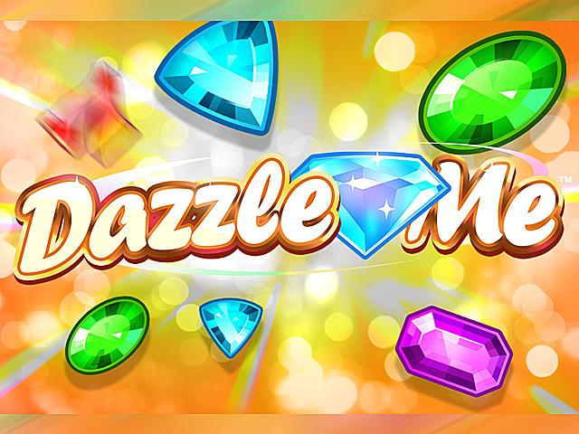 Играть онлайн в игровой автомат Dazzle Me